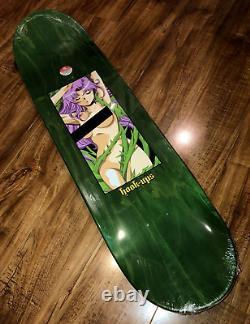 Hook-Ups Skateboard Thorn Paradise Rare Jeremy Klein Anime 8.25 NEW SEALED