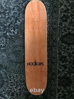 Hook Ups Soldier Girl Skateboard Jeremy Klein Birdhouse Deck