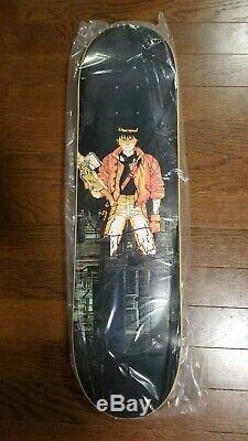 JK Industries AKIRA HOOK-UPS Katsuhiro Otomo 8.0×31.75 Anime Skateboard Deck