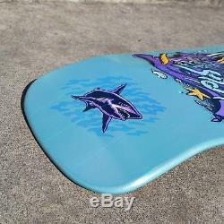 Jason Jessee Santa Cruz 30 Year Anniversary Neptune Bat ONLY 500 MADE