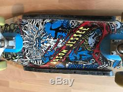 Jason Jessee Santa Cruz Neptune Skateboard Complete Original OG