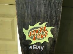 Jason Jessee Santa Cruz Sun God Vintage Skateboard Deck USA Neptune Jim Phillips