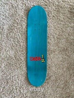 Jeremy Klein Industries SHAMPOO Special Edition HOOK-UPS Skateboard Deck
