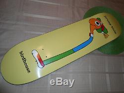 Jk Industries skateboard deck Jeremy Klein Birdhouse re-issue, hook ups 90's
