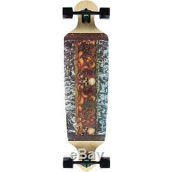 Kahuna Creations Island Lifestyle Drop Deck Complete Longboard Skateboard