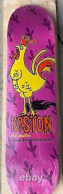 Krooked Eric Koston Guest Board Skateboard Mark Gonzales Gonz