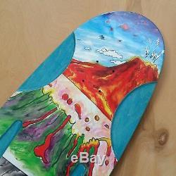 Krooked Tyshawn Jones Baby Beemer Guest Board Skateboard Mark Gonzales ONLY 150