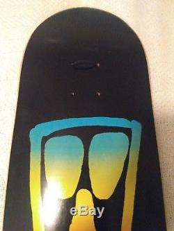 Lance Mountain Signed Flip Vato Skateboard Deck. Powell Peralta Bones Brigade