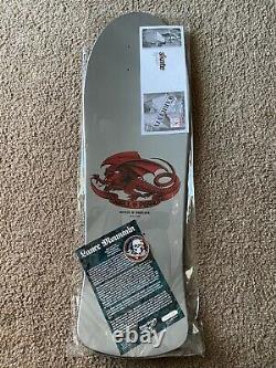 Lance mountain powell peralta skateboard