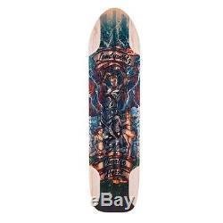 Landyachtz 2015 Charlie Horse V3 Wilder Longboard Deck withHammer Grip 35.5x9
