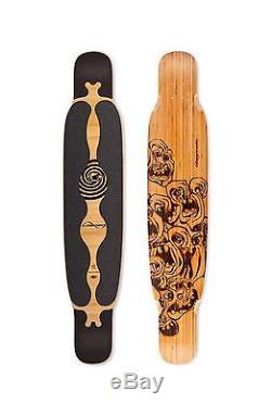 Loadedboards Bhangra Longboard Skateboard Blem Deck Only