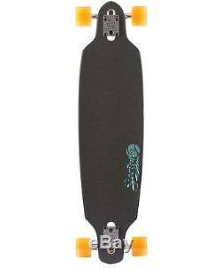 Longboard Skateboard Complete Deck Drop Through Freeride 36 Black By Sector 9