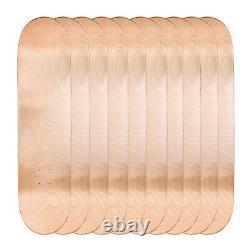 Lot of 10 Cal 7 Blank Maple 8.25 Skateboard Deck Multi-Color Bundle Combo Set