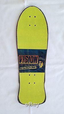 Mark Gonzales Original Vintage Skateboard Deck 1985 Vision
