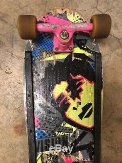 Mark Gonzales Vintage 1985 Vision Original Gonz Skateboard Deck NOT reissue