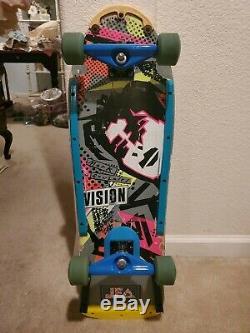 Mark Gonzales Vintage Skateboard Santa Cruz Independent 399.99 for deck only