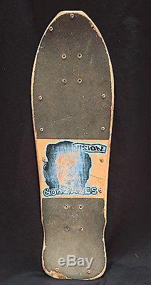 Mark Gonzales Vision Skateboard Deck Vintage Powell