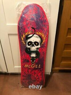 Mike McGill Series 9 Reissue Skateboard Deck
