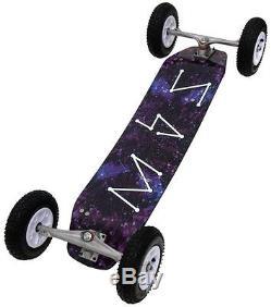 Mountain Board MBS Downhill All Terrain Skateboard Longboard Maple Deck Trucks