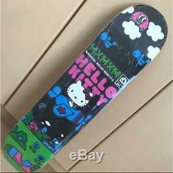 Mxmxm Hello Kitty Skateboard Deck MAGICAL MOSH MISFITS