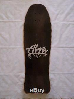 NOS 1987 Alva Dave Duncan Skateboard Deck Vintage