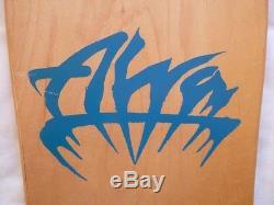 NOS 1987 Alva John Thomas Skateboard Deck Vintage