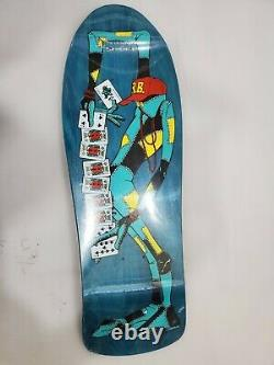 NOS 1989 Powell Peralta Ray Barbee Ragdoll Skateboard Deck MINT Art Sean Cliver