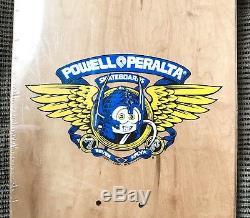 NOS 1990 Powell Peralta Per Welinder NORDIC SPERM Skateboard Deck NEW in SHRINK