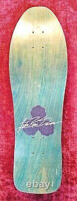 NOS (1991) Tracker / Lester Kasai / Kasai Dragon / Skateboard Deck