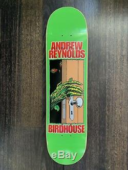 NOS Birdhouse Andrew Reynolds Skateboard