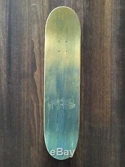 NOS Chocolate skateboard 1997 City series Keenan Milton Gino Iannucci Evan Hecox