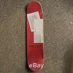 NOS EXTREMELY RARE Powell Peralta Mike Vallely Skateboard Deck