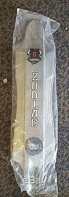 Nos Godspeed Zodiac 43 Carbon Fiber Drop Dwn Downhill Longboard Skateboard Deck