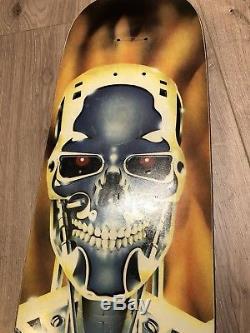 NOS Henry Sanchez Terminator Blind Deck 101 Vintage