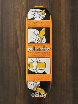NOS Jordan Richter bLind skateboard RARE
