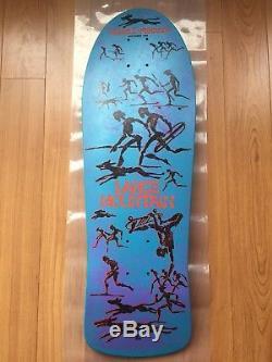 NOS Lance Mountain Future Primitive Skateboard Deck VINTAGE