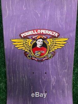 NOS Powell Peralta Bucky Lasek Skateboard Deck Vintage Rare Rookie Deck
