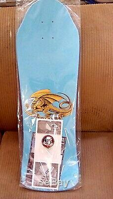 NOS Powell Peralta Mike McGill Skull and Snake Reissue Skateboard Deck