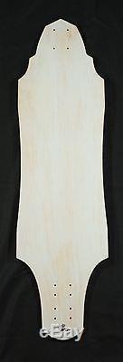 NOS Uncommon Caliber 38 longboard deck