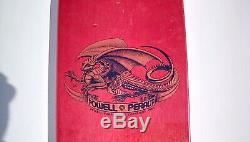 NOS Vintage 1985 Rodney Mullen Powell Peralta Skateboard