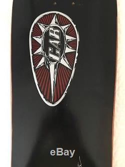 NOS Vintage Powell Peralta Steve Caballero Gas Tank skateboard deck