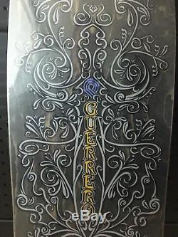 NOS Vintage Powell Peralta Tommy Guerrero Iron Gate skateboard deck full size
