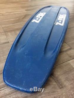 NOS Z-Flex Warptail 27x6.5 OG Skateboard Deck