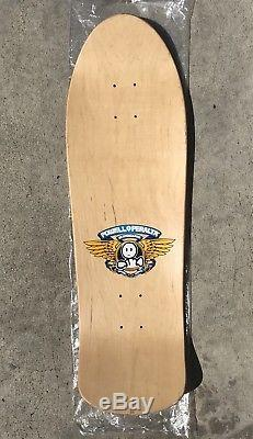 NOS vintage 90'S Powell Peralta Lance Mountain skateboard deck Signed