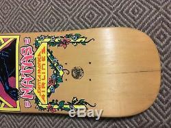 Natas Kaupas Panther Phillips skateboard vintage NOS Santa Cruz