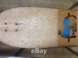 Natas Kaupas Skateboard Deck Santa Monica Airlines Panther Santa Cruz
