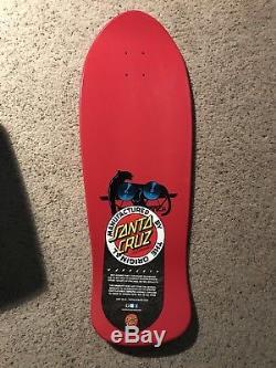 Natas Kaupas rare reissue Skateboard Deck