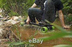 New 41 inch MBS Maple Drop Deck Complete Cruiser Skateboard Longboard