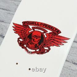 New Powell Peralta Steve Caballero Signed Skateboard Deck Skate Vtg Reissue