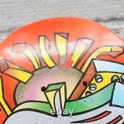 New Santa Cruz Christian Hosoi Picasso Skateboard Deck Reissue Skate Vtg
